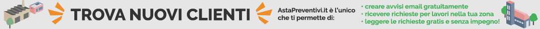Trova nuovi clienti: ricevi avvisi email gratis e senza impegno